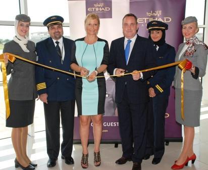 Etihad Airways Launches Belgrade Flight Service