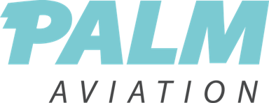 Palm Aviation Logo
